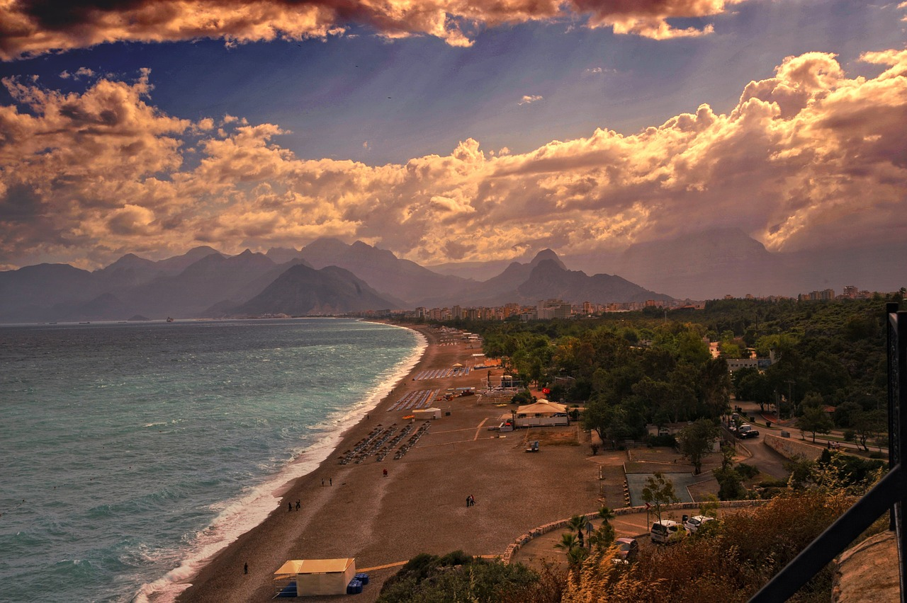 antalya-Beach