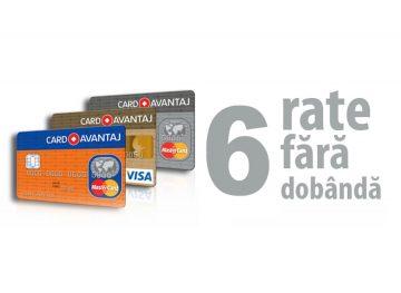 Vacante in Rate – Acum iti poti achizitiona servicii de cazare in 6 rate cu 0% dobanda, Card Avantaj | Eurotravel