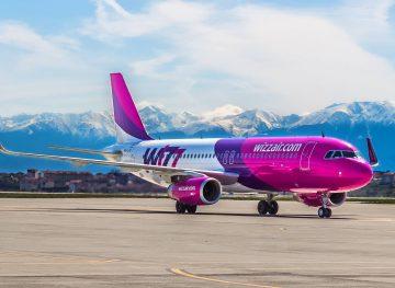 Wizz Air schimba politica de bagaje de la 1 noiembrie.