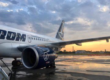 PROMO TAROM: Bilete de avion de la 100 euro dus – intors
