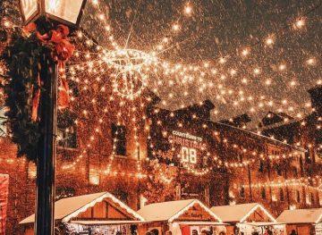 Cele mai frumoase piețe și târguri de Crăciun (II)