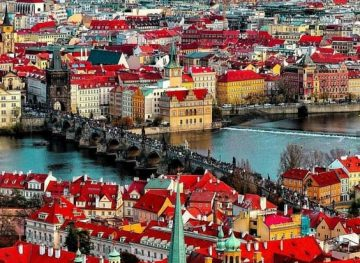 Un oraș, patru anotimpuri – Praga, Orașul de Aur