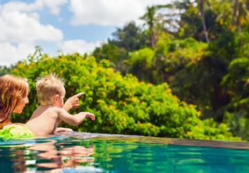 Top 5 vacanțe pentru o familie cu copii